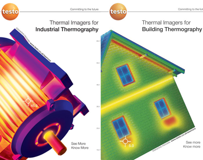 Testo | Thermal Imagers