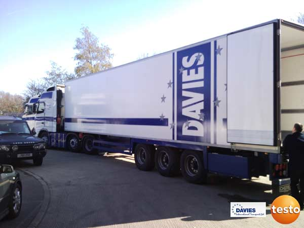 Davie's International Logistics