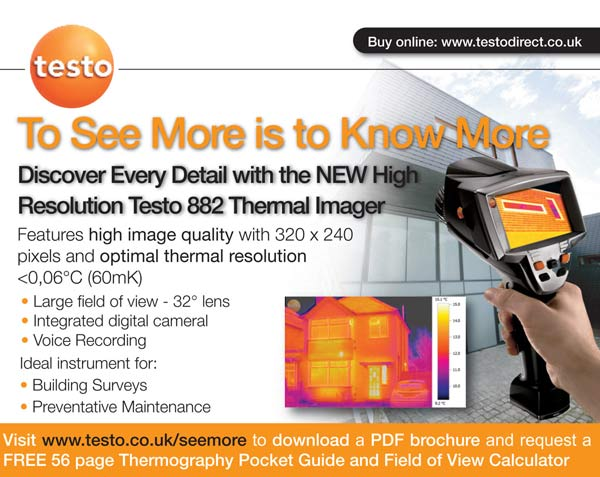 Testo | Thermal Imager 882