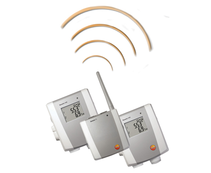 Testo | Wireless Mobile Data Logging
