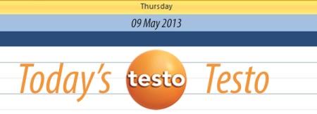 Today's Testo