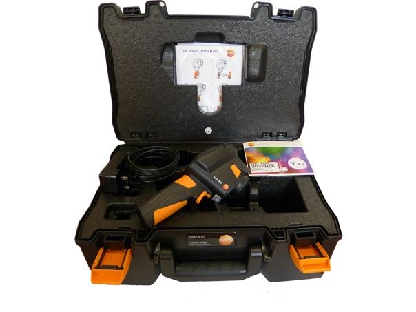 testo 870-2 thermal imaging camera