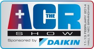 ACR Show Logo - Daikin Grey