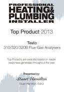 PHPI Top Product 2013 Award