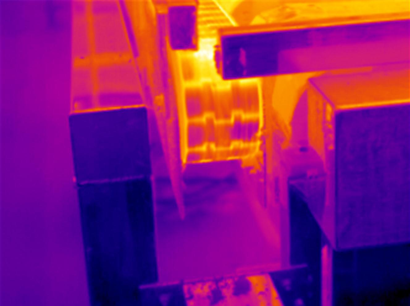 Ways to improve food production thermal imaging testo ltd