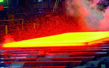 hot_steel_on_conveyor