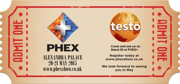 PHEX-Alexandra-Palace-ticket
