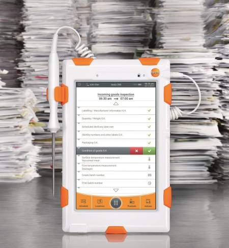 testo-250-HACCP-management-system-paper-free