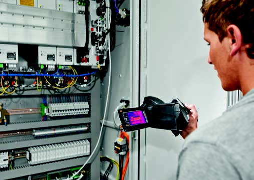 testo-thermal-imaging-Electrical-systems-application