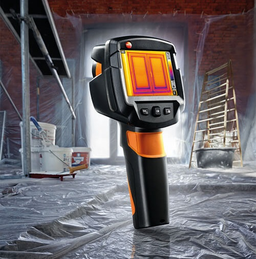 cheap thermal camera | Testo Limited Blog